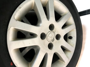 15 inch Honda Rims (no tires)