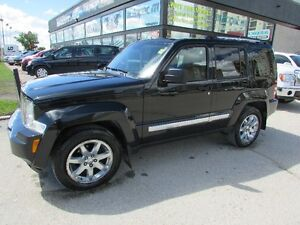 2009 Jeep Liberty Limited Edition SUV, Crossover **SOLD**