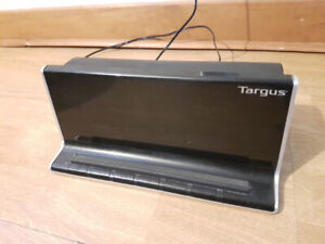 Targus Bluetooth Speaker with Charger Base, Black (Ta-11SPBT)