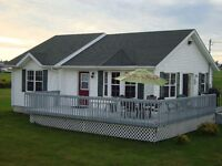 Basic Deluxe and Exec Cottages PEI from $69/person/night