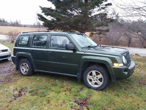 2008 Jeep Patriot Hatchback