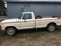 1973-1978 F150 truck box WANTED