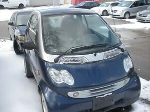 2006 Smart Fortwo  Pulse CDI Coupe (2 door)