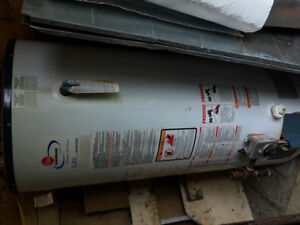 Hot water heater (gas)