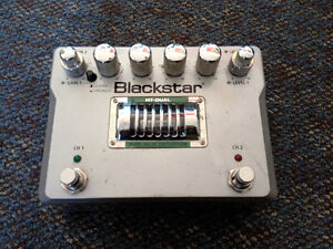 Blackstar HT-Dual 2 Channel Distortion Pedal