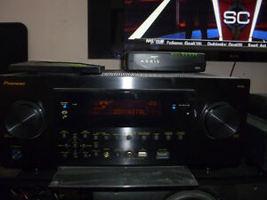 Pioneer Elite Sc 63 Home Theatre Receiver