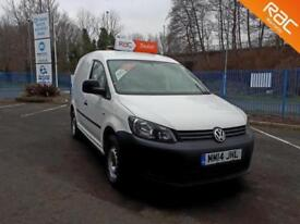 Volkswagen VW Caddy 1.6TDI C20 Startline One Owner Full History Video Available!