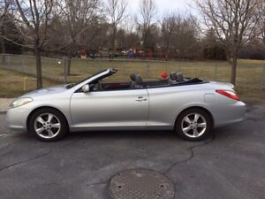 2007 Solara SLE convertible  West Island Greater Montréal image 3