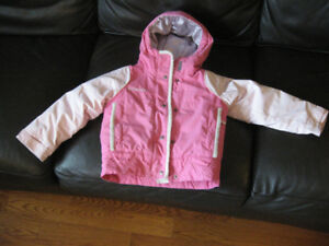 Columbia girls jacket size 4/5