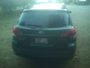 2011 Subaru Outback Hatchback Sold PPU