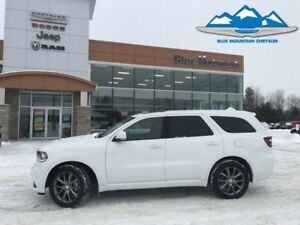 2017 Dodge Durango GT  LIKE NEW ACCIDENT FREE, LEATHER LOADED!