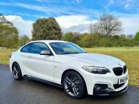 2015 BMW 2 Series 2.0 220i M Sport Auto (s/s) 2dr Coupe Petrol Automatic