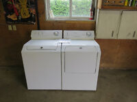 Like New Maytag Atlantis, Matching Washer and Dryer