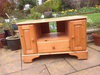 Ducal pine tv cabinet