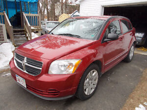2010 Dodge Caliber sxt Wagon