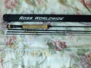 Ross Essence fly rod 09074