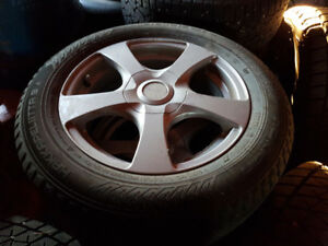 Studded winter tires 205 60 r16