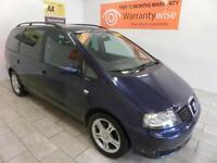 2007 Seat Alhambra 2.0TDI Stylance ***BUY FOR ONLY £19 PER WEEK***
