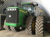 JD 9320 4wd tractor