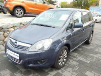 "Opel Zafira 1.6 CNG Turbo Edition 111 Jahre ""ERDGAS"""