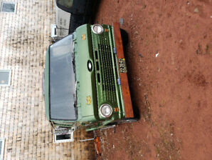 Awesome 1969 Ford Customized Van $11900