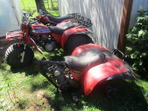 2 trois roues ATC 200 !!!