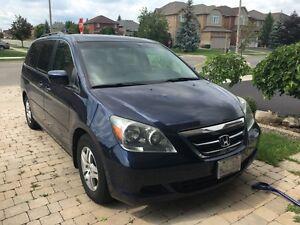 2005 Honda Odyssey - AS IS
