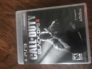 Call of duty black ops 2(ps3)