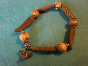 Men's/Young men's Shark Tooth Bracelet