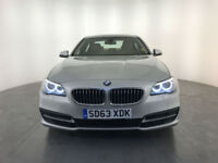 2013 63 BMW 518D SE DIESEL AUTOMATIC 1 OWNER SERVICE HISTORY FINANCE PX WELCOME