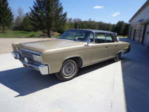 1966 Chrysler Imperial Crown Sedan *offer or trade?*