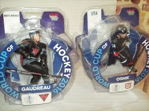 World Cup of Hockey limited edition figures $15 each firm