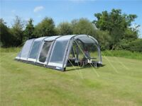 Kampa Hayling 6 Air tent.