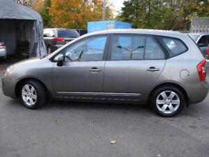 2009 Kia Rondo EX (auto a/c electric 145000 km)