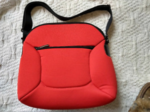 Never Used Peg Perego Borsa Diaper Bag in Flamenco