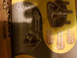 2010 SS Cobalt front Hub Bearings new still in the box