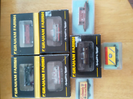 N scale wagons, used for sale  Darlington, County Durham