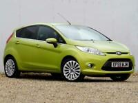 Ford Fiesta 1.6 Titanium 5dr - ONLY 49,789 MILE S TOP OF THE RANGE