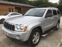 Jeep Grand Cherokee 3.0CRD ( 215bhp ) 4X4 Auto Limited