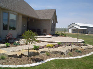 PAVING STONE, PATIOS, STONEWORK, BUILT-IN BBQS, HOT TUB AREAS London Ontario image 9