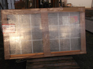 2 Bonneville Wood Casement Windows for Sale