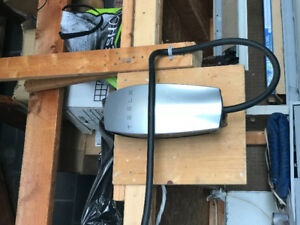 Tesla Charger in Garage use