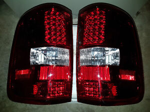LED taillights for 2004-2008 Ford F-150 Styleside