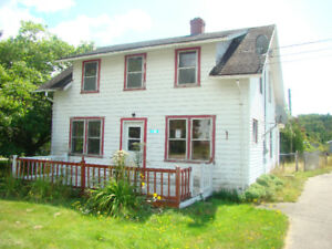 Affordable Fixer Upper St George NB