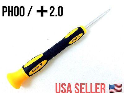 Screwdriver, Cross Phillips + 2.0mm / PH#00