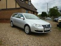Volkswagen Passat 2.0TDI Estate( 140ps ) DSG Highline Plus