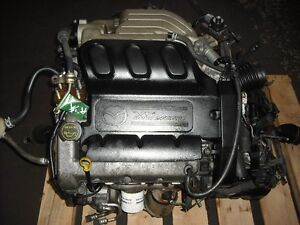 JDM Mazda MPV V6 3.0L AJ Engine 2002 2003 2004 2005 2006