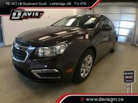 Used 2015 Chevrolet Cruze 4dr Sdn 1LT-TOUCH SCREEN STEREO
