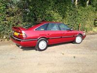 Rover 820 si 1992 genuine 37600 miles MOT sept 17( classic , honda Mercedes vauxhall ford bmw )