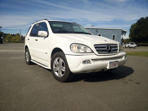 2005 Mercedes-Benz M-Class 350 SUV, Crossover